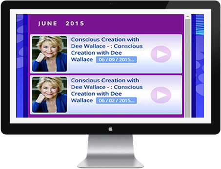 Transformation Radio Archive Widget